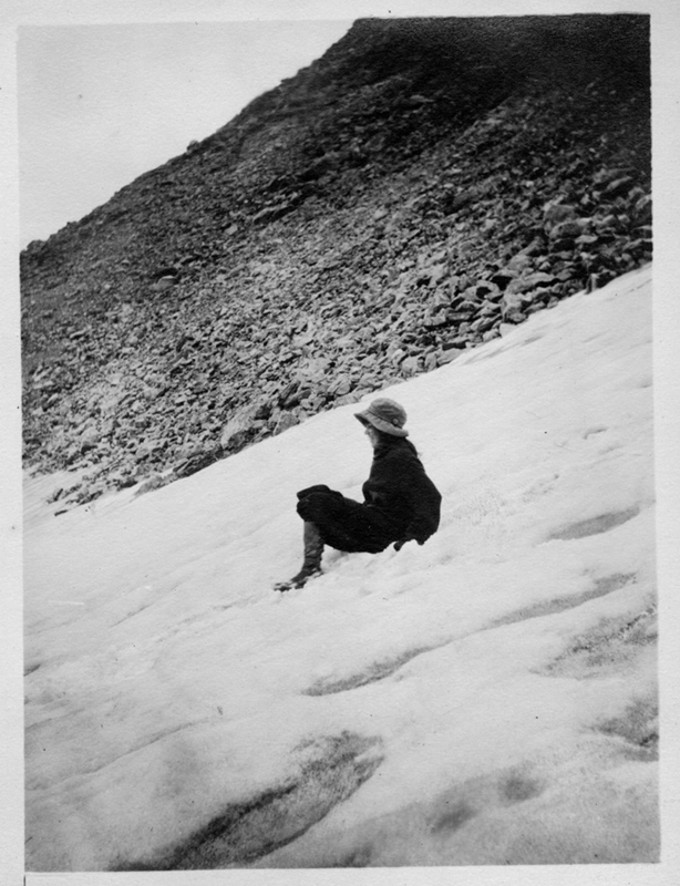 8.) Arapahoe Glacier (between c. 1910 and 1920)