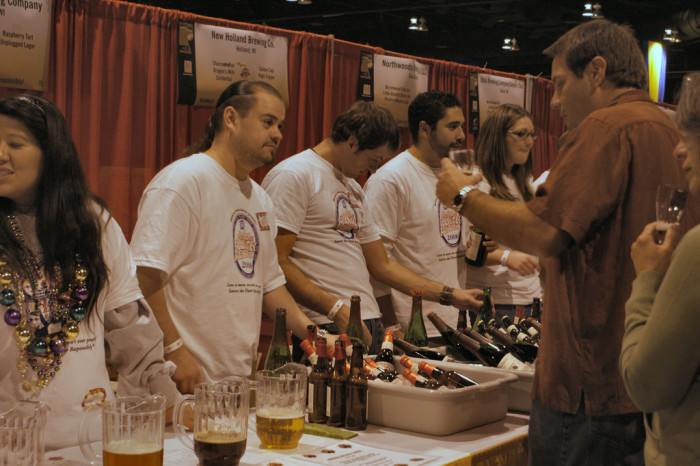 9.) Attend the Great American Beer Festival
