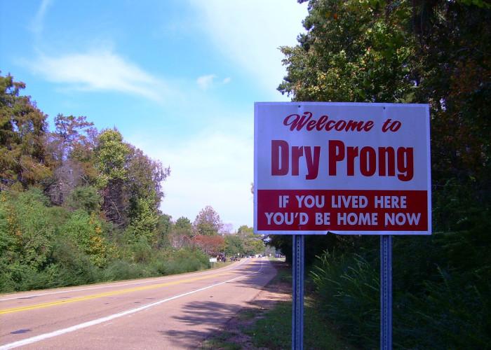 Dry Prong, LA