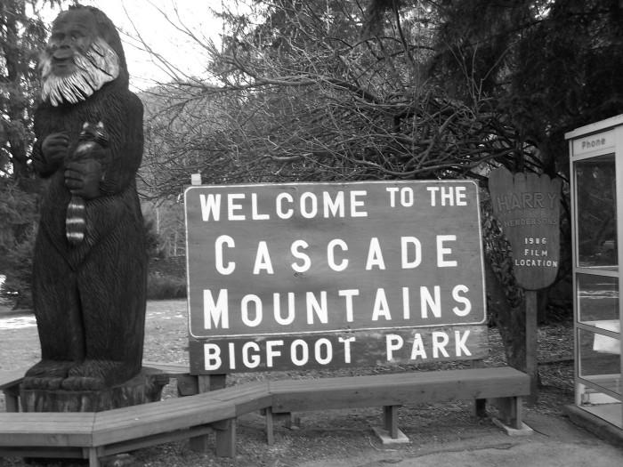 8. Bigfoot
