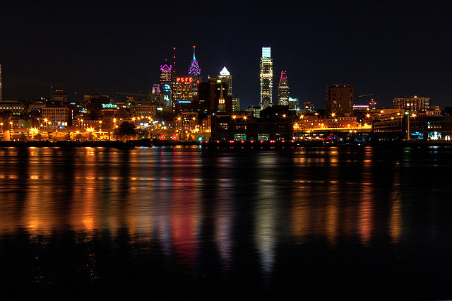 2. Visit Philadelphia to enjoy the city in all its glory.