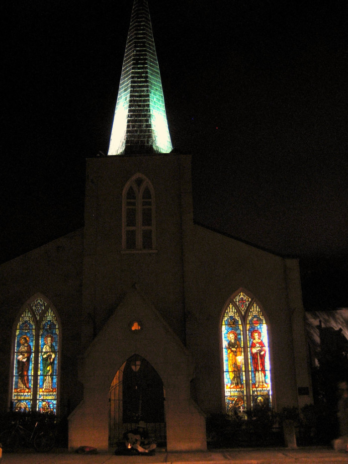 17. Trinity Parish