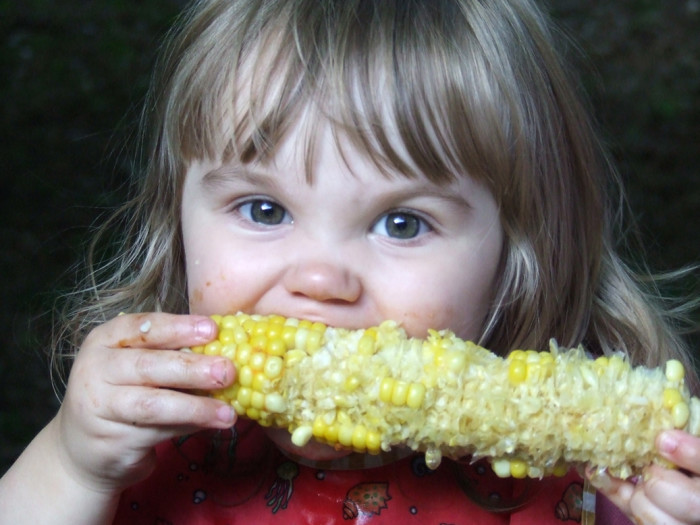 2. Oh yeah, the corn state! You must eat a lot of corn!