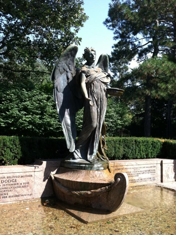 2. Black Angel of Council Bluffs