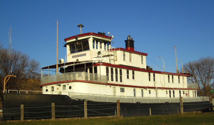 2. Sgt. Floyd Riverboat Museum in Sioux City