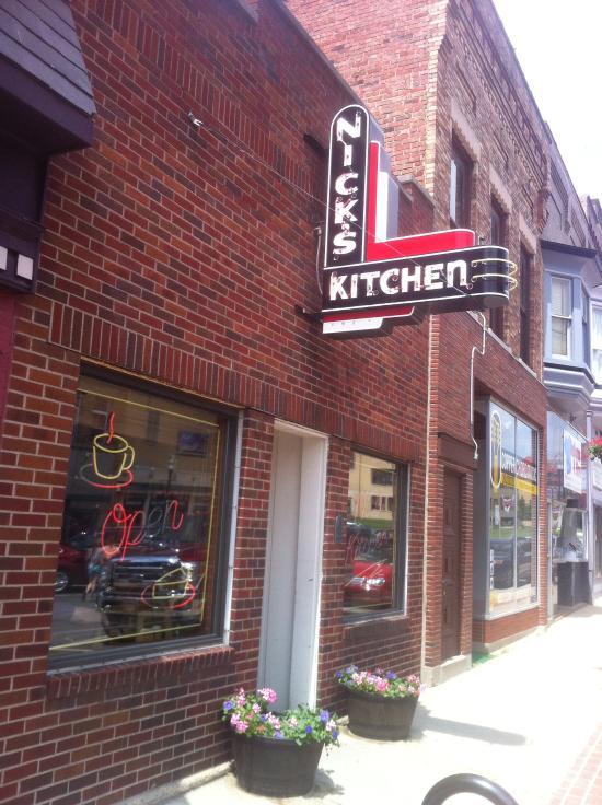 3) Nick's Kitchen (Huntington)