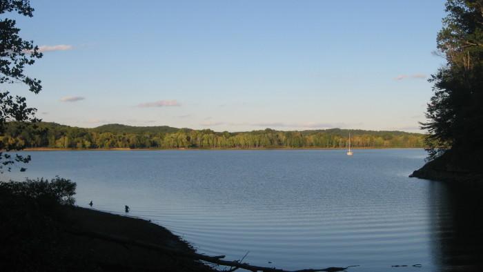 3) Lake Monroe