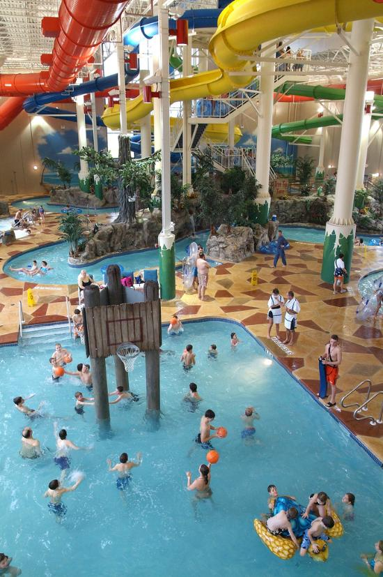 Anyone knows French lick indoor waterpark