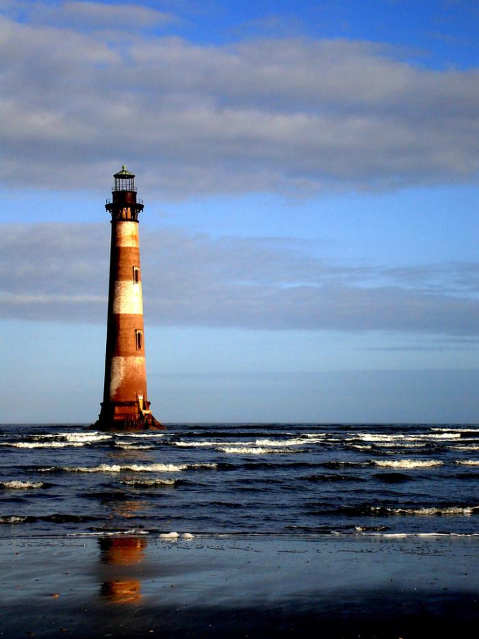 26. The Lighthouses of South Carolina