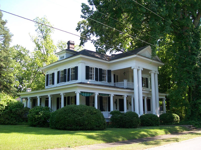 Amazing Historic Houses For Sale In North Carolina