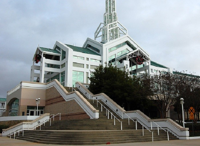 4. Mobile Convention Center - Mobile, AL
