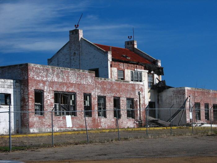 3. Hawkins Field Terminal