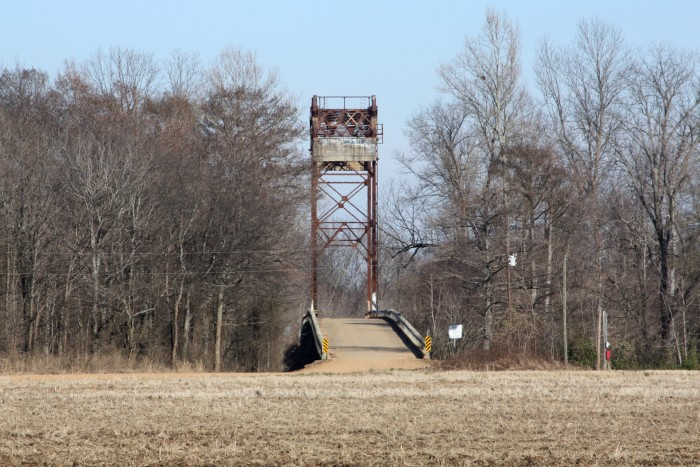3. Lamb Fish Bridge