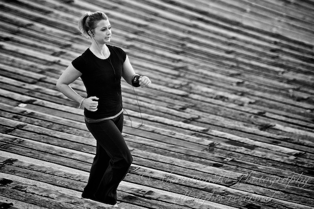 10.) Take an exercise class at Red Rocks