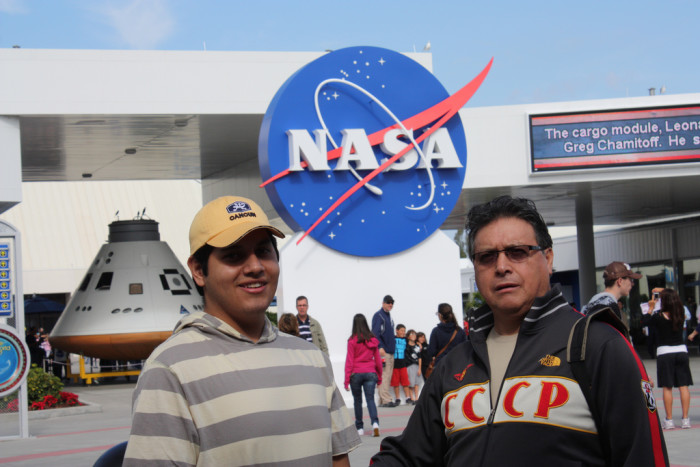 11. Visit the Kennedy Space Center.