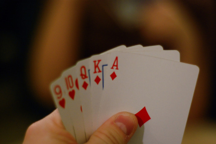18) You learned to play, and say, Euchre from an early age.