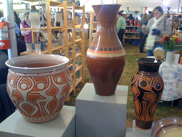 10. Seagrove Pottery Festival, November