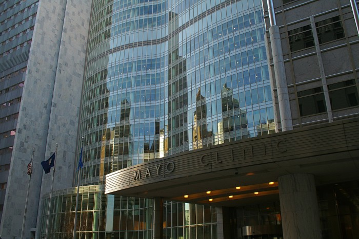 7. The Mayo Clinic. A saving grace to many.