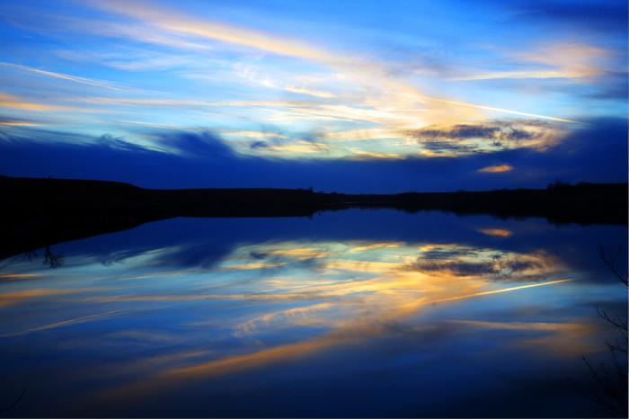 1.) Chase County Fishing Lake