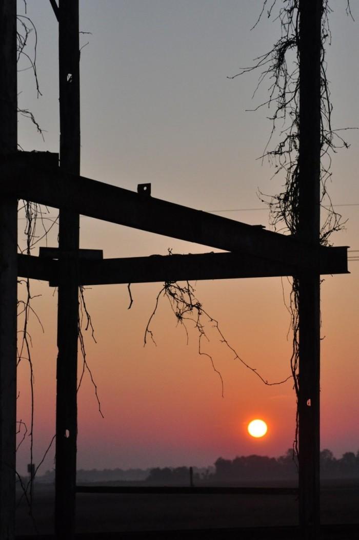 "3. ""Delta Sunrise"""