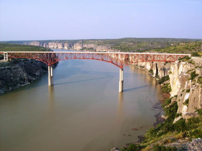 9) Pecos River Bridge (Langtry)