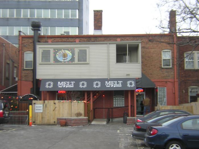 1) Melt Bar and Grill (Columbus, Cleveland)