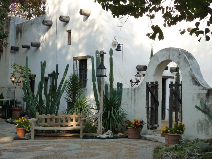 9) Spanish Governor's Palace (San Antonio)