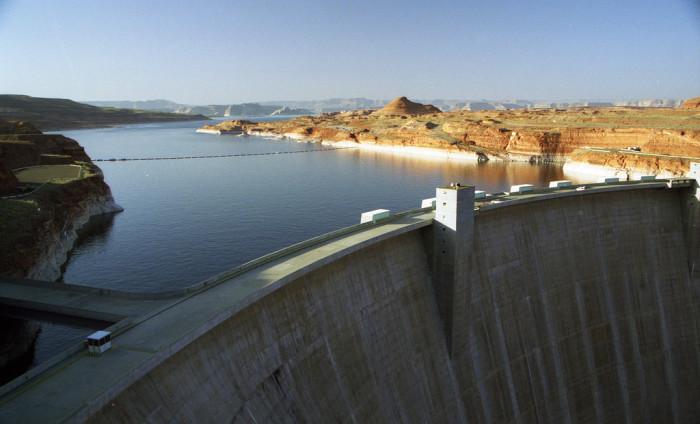 11) Lake Powell and the Glen Canyon Dam