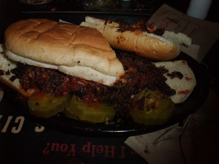 7.) Try a different authentic KC BBQ joint everyday for a whole week.