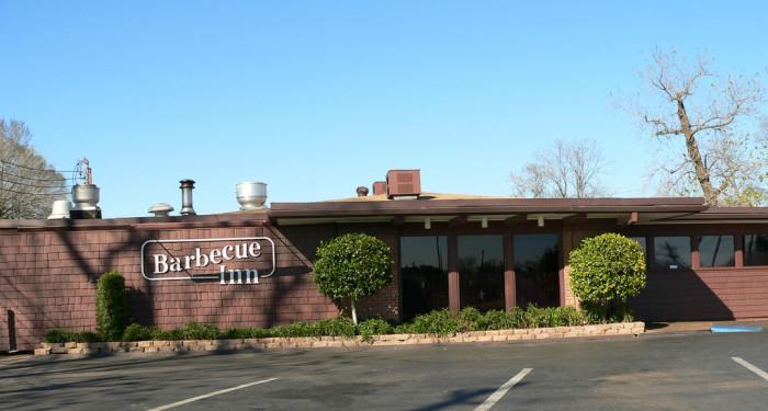 3) Barbecue Inn (Houston)