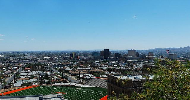7) El Paso