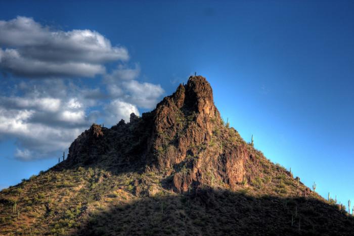 9. Picacho Peak