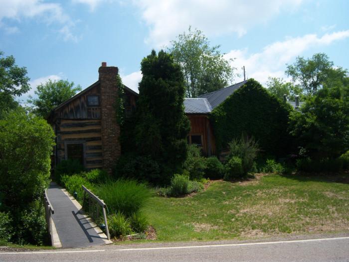 12) The Inn and Spa at Cedar Falls (Logan)
