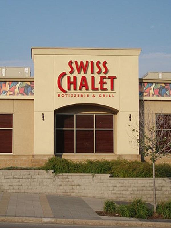 9) Swiss Chalet