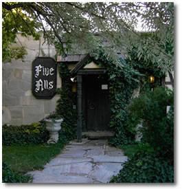 4) The Five Alls Restaurant, Salt Lake City