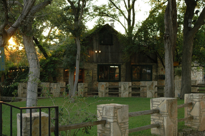 4) The Salt Lick (Driftwood and Round Rock)