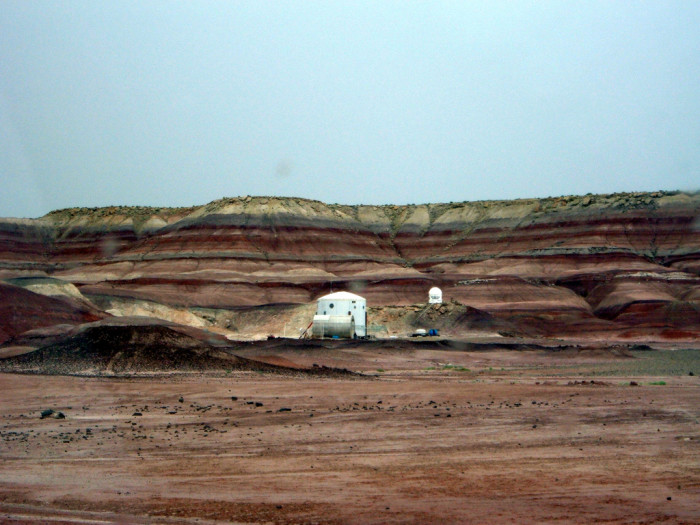 17) Astronauts