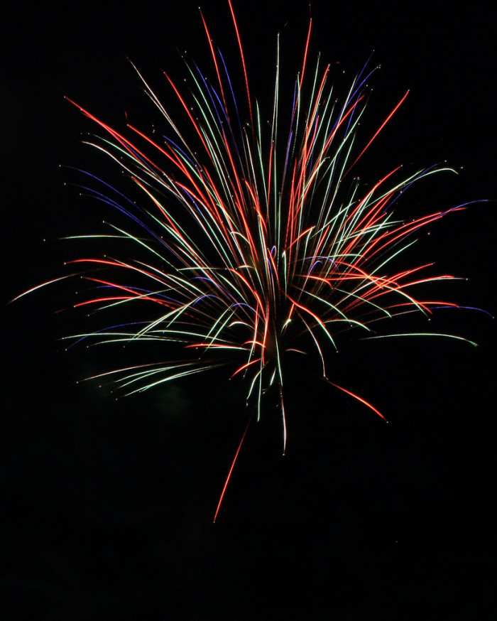 8.) Fort Collins Fireworks Celebration