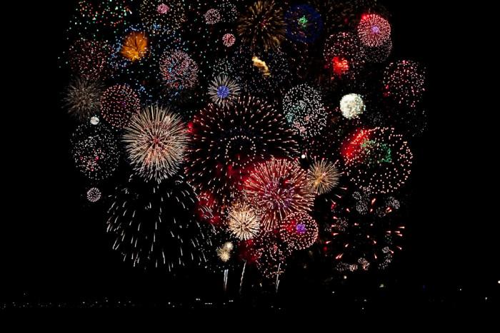 8) Fourth of July Celebration at Kemah Boardwalk (Kemah)