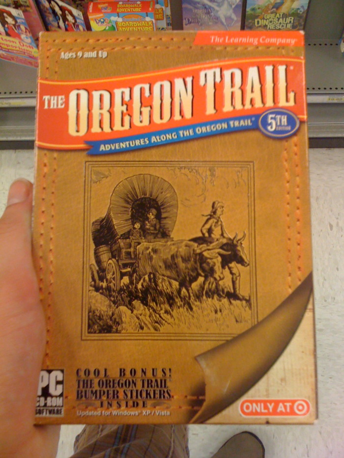 2. Minnesota was birthplace to the popular game the Oregon Trail. Sorry for the dysentery everyone.