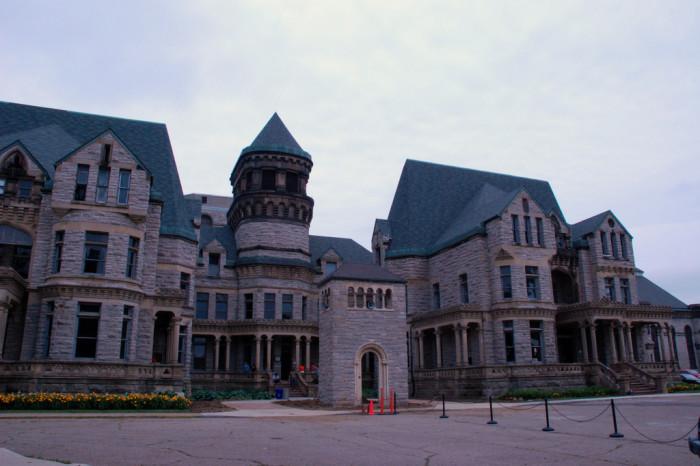 3) Ohio State Reformatory (Mansfield)