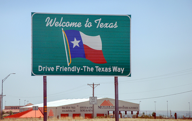15) No matter how far away we go, Texas will always be home to us.