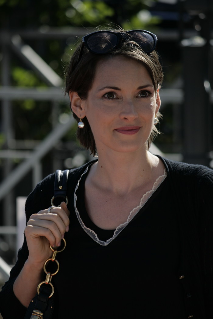 3. Winona Ryder - This actress is so Minnesotan she was even named for a Minnesota city!