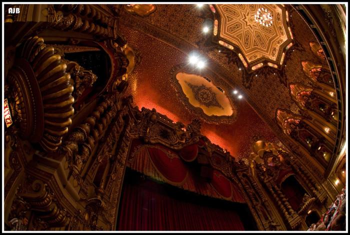1) The Ohio Theatre (Columbus)