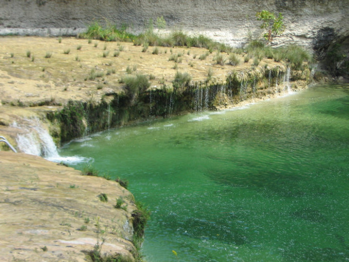 14) Blue Hole at Riding River Ranch (Leakey)