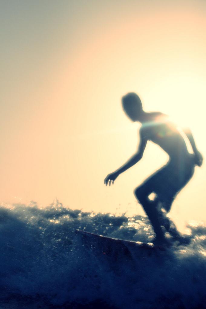 7. Surfer's Dream