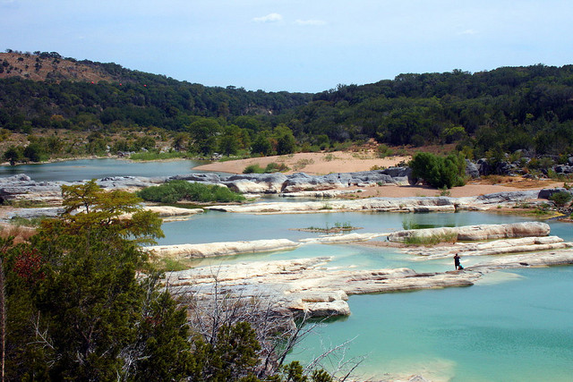 1) Pedernales Falls State Park (Johnson City)
