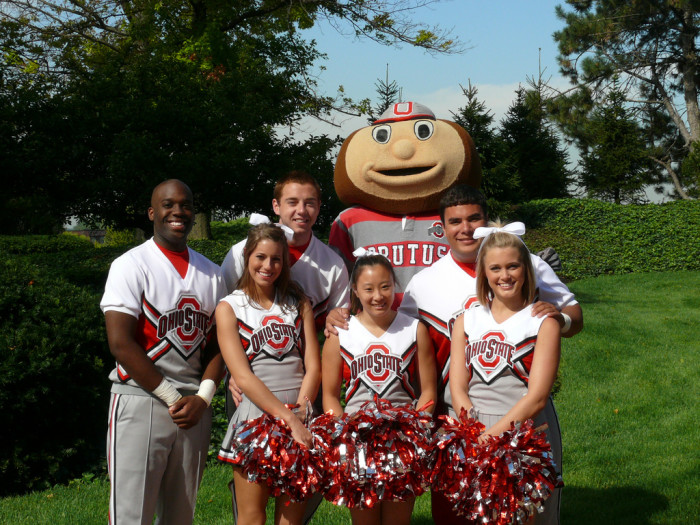 9. We all hate Ohio State...
