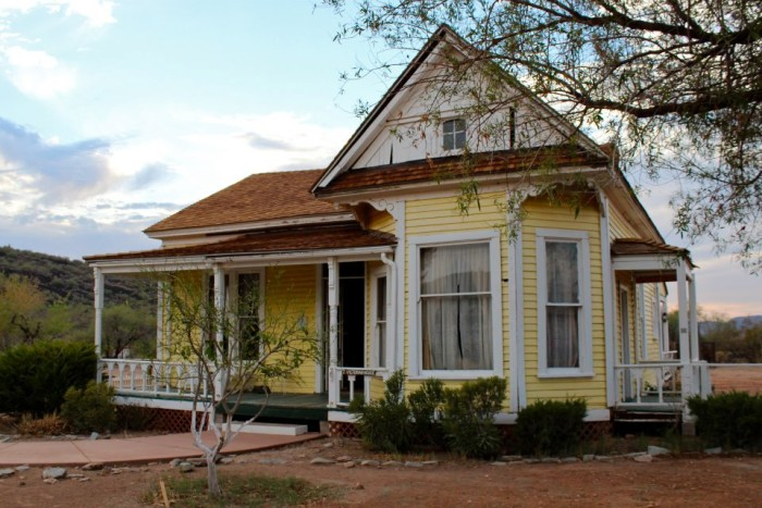 9 Historic Arizona Houses With Incredible Pasts