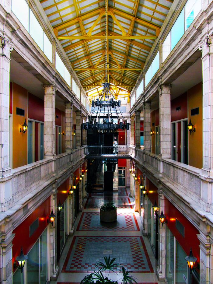 6. The Arcade Mall, Columbia